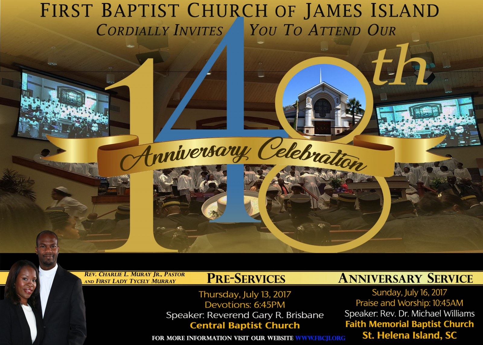 148th Church Anniversary