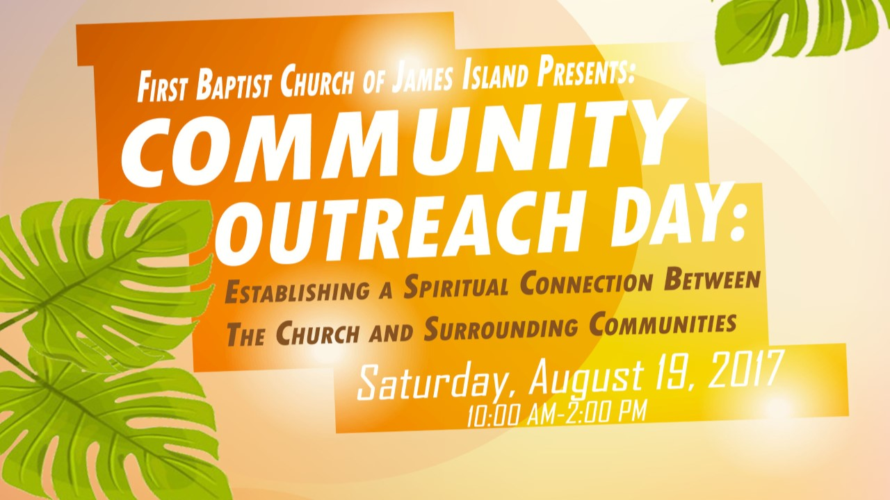 Community Outreach Day