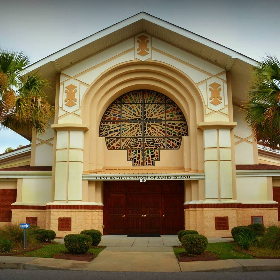 First Baptist Church of James Island Exterior