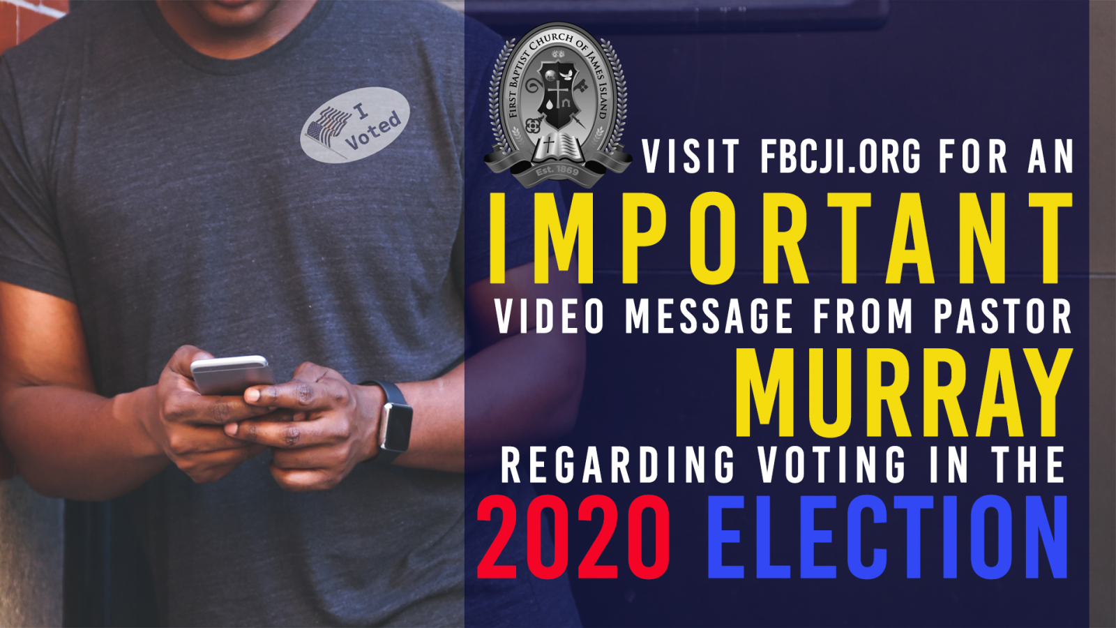 Voting Announcement from Pastor Murray copy