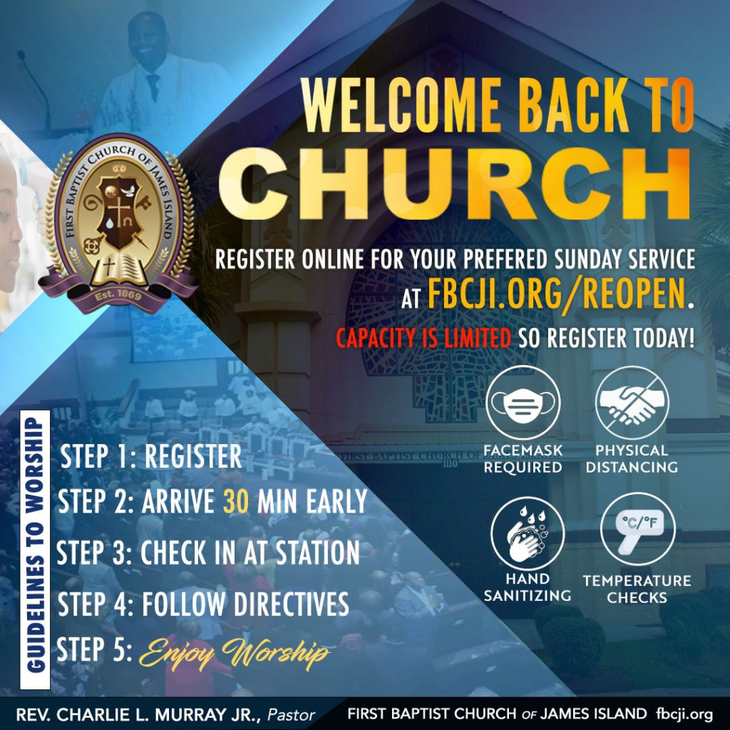Reentry to Church 2021
